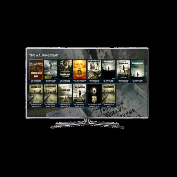 FreeFlix on Firestick screen