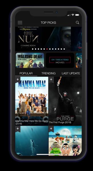 Coto Movies iOS