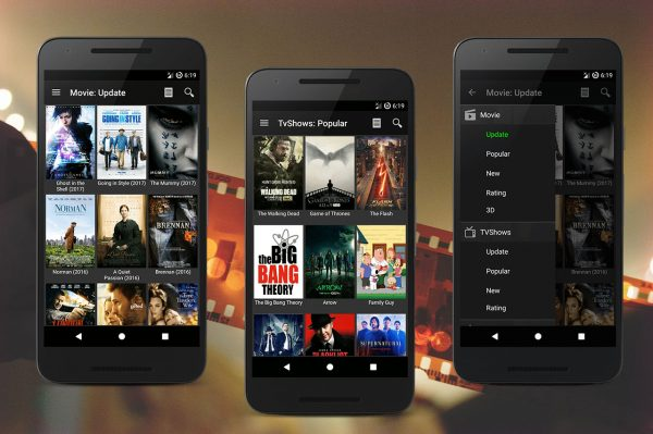 Movie HD Android
