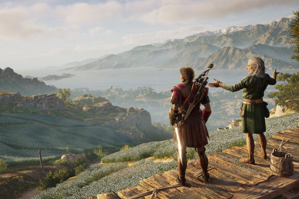 Odyssey is a massive game in size and scope