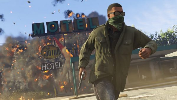 GTA 5's sandbox is the example of chaotic fun