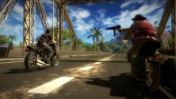Just Cause 2 is a cult classic among sandbox games
