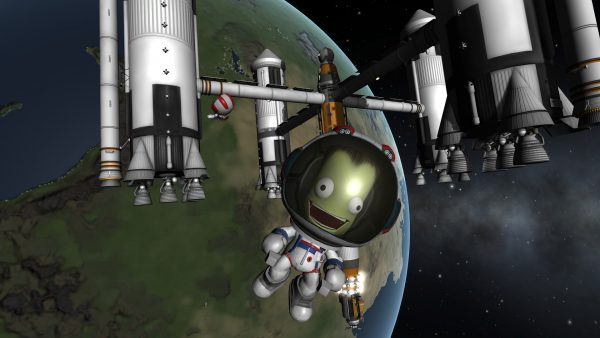KSP's take on sandbox games is out of this world