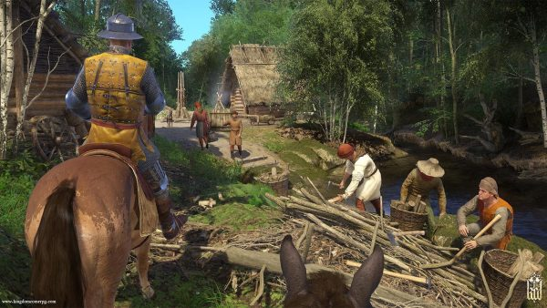 Medieval game without magic and dragons