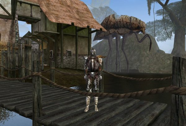 Morrowind is an instant classic
