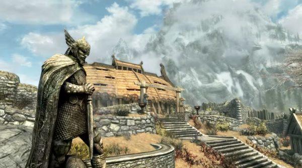 Skyrim is still one of the best sandbox games today