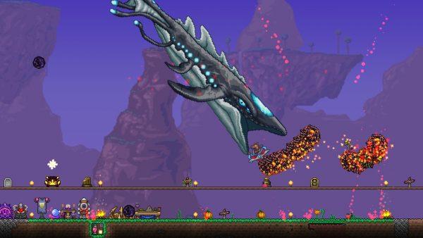 2D nostalgia with Terraria's graphics