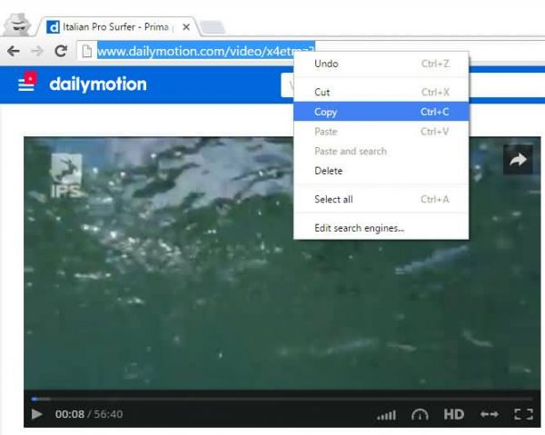 Download Dailymotion with Video Downloading Software