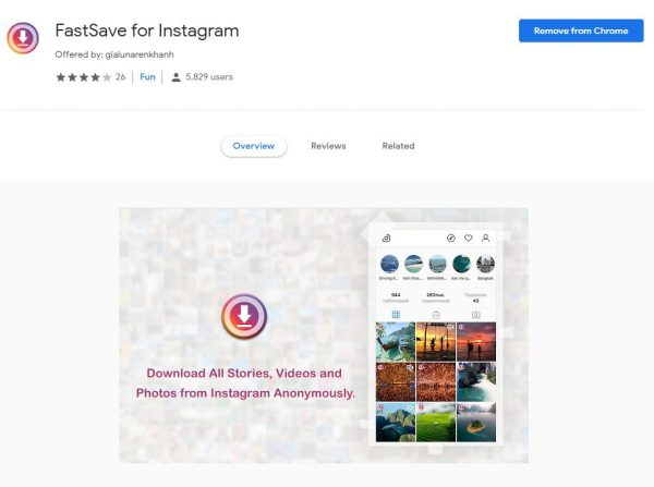 Lurking on IG stories? We see you. Try this extension on for size.