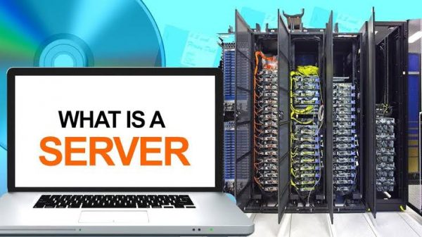 What is a tower server