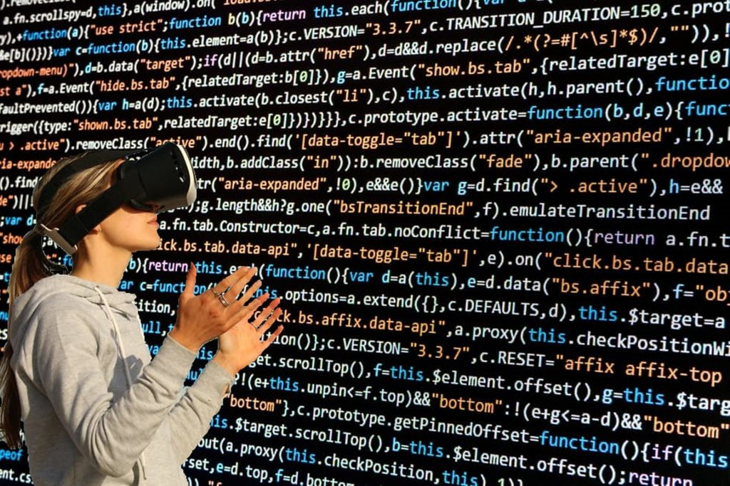 cyber glasses virtual