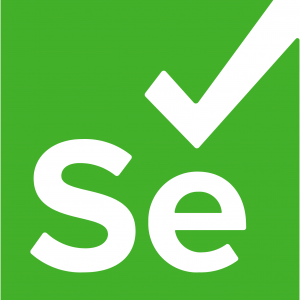 A logo of SeleniumHQ Browser Automation