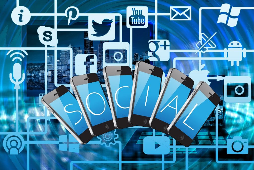 Famous social media Programming projects or applications