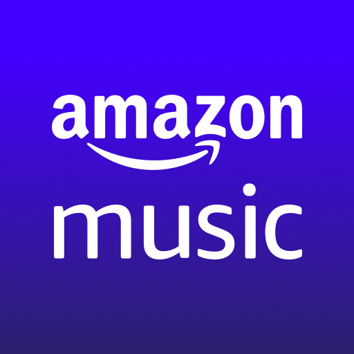 Official logo of Amazon Music.
