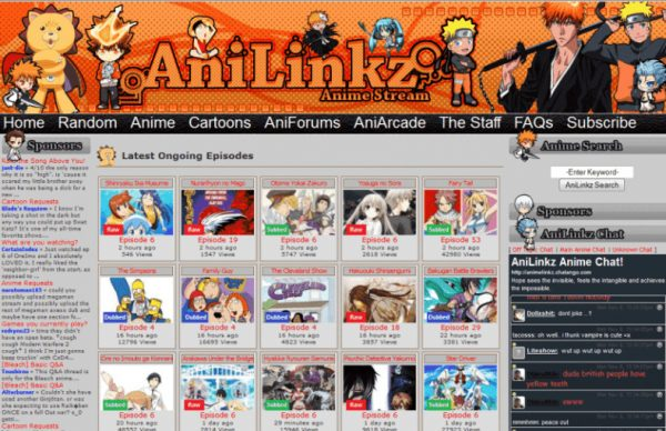 Anilinkz Anime Download Site