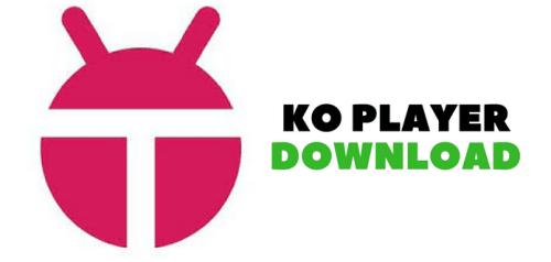 KoPlayer download banner