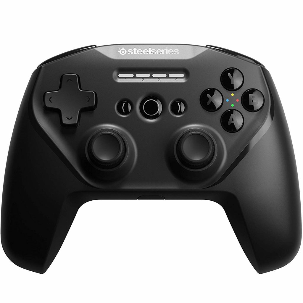 http://Blacl%20SteelSeries%20Stratus%20Duo%20gaming%20controller.