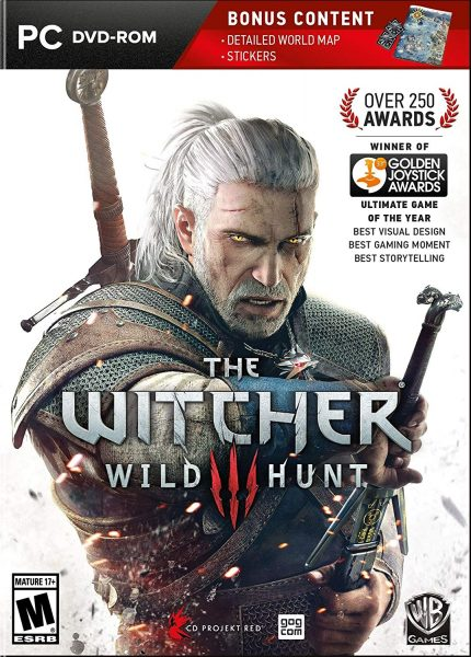 The Witcher 3 PC Games