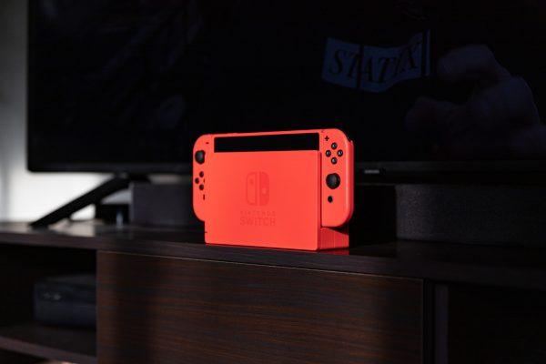Nintendo Switch setup