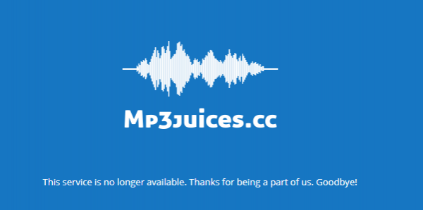Official mp3juices.cc music downloader Logo