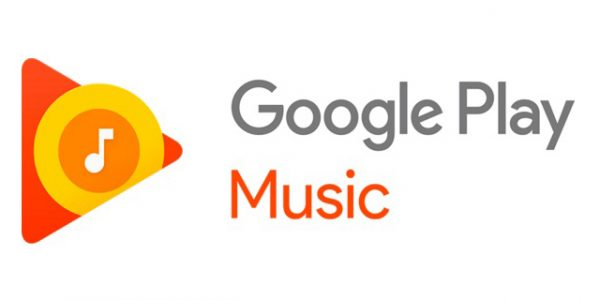 Official Google Play Music Logo