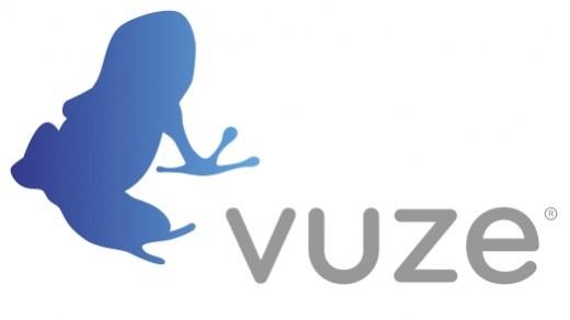 Official Vuze music downloader logo