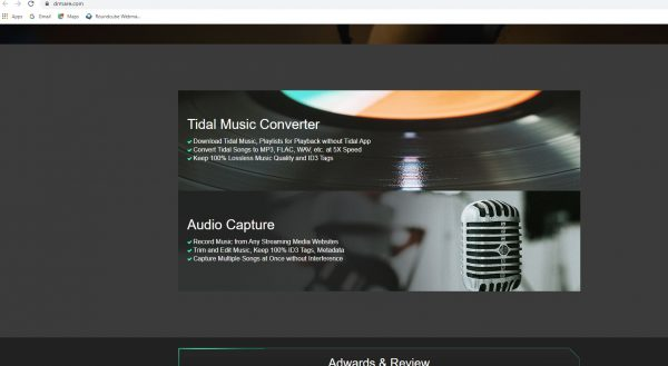 download tidal music with drmare