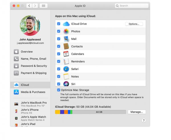 How to download photos from iCloud on Mac.