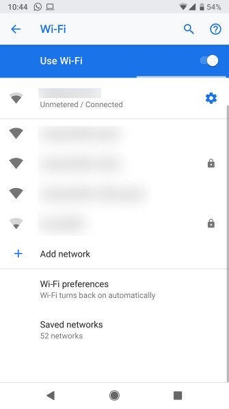How to Find My IP Address on Android
