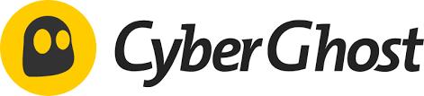 Logo officiel du VPN de jeu CyberGhost