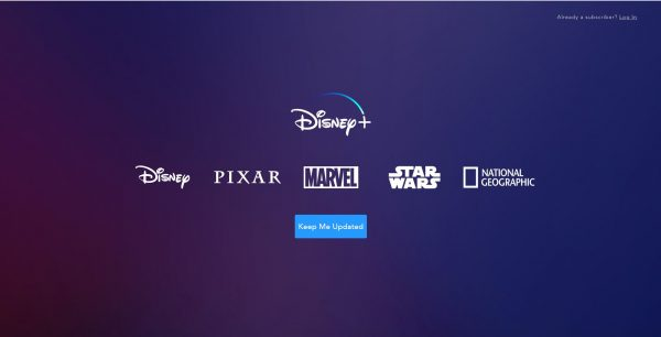 Disney+ to watch Marvel Movies