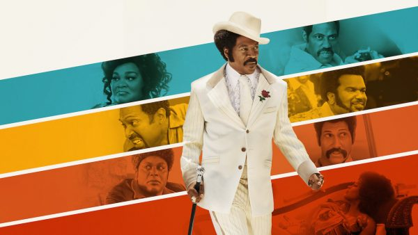 best movies on netflix: Dolemite Is My Name (2019)
