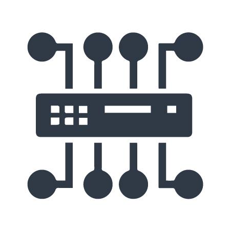 DNS Proxy Server icon