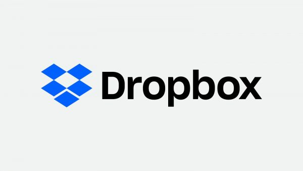 The official Dropbox logo. Used as an added aesthetic for the information on the article regarding how to download photos from iCloud.