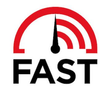 Fast.com Official Logo