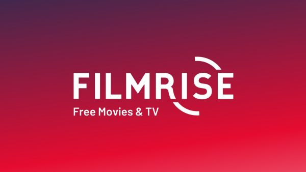 The logo for the FilmRise streaming app.