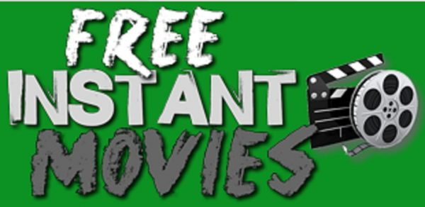 The logo for the FreeInstantMovies streaming app.