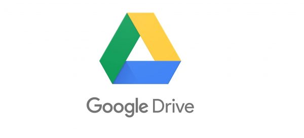 The official Google Drive logo. Used as an added aesthetic for the information on the article regarding how to download photos from iCloud.