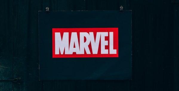 Marvel official logo