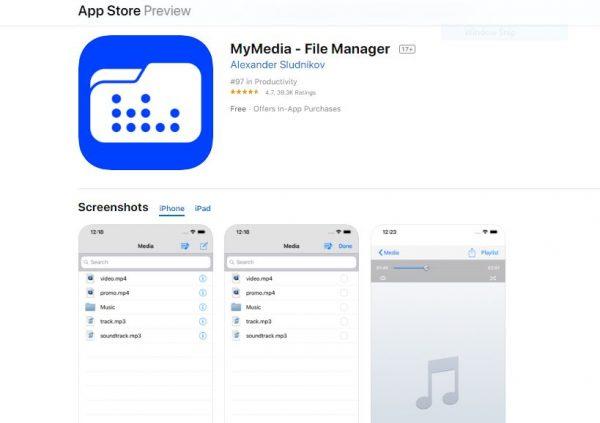 MyMedia (iOS)