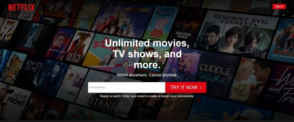 Netflix Marvel Movies