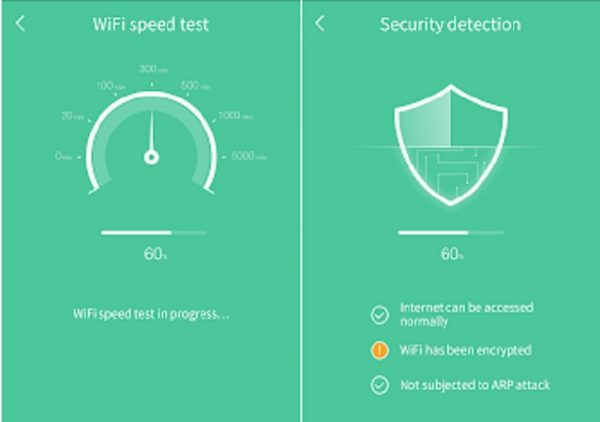 Network Booster Wifi Manager application