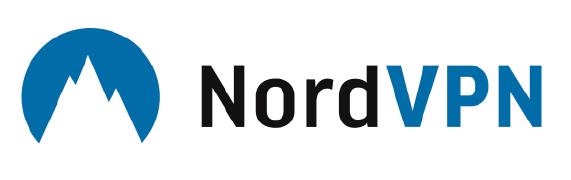 Logo officiel du VPN de jeu NordVPN