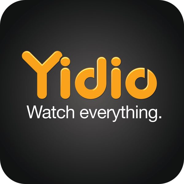 The logo for the Yidio streaming app.