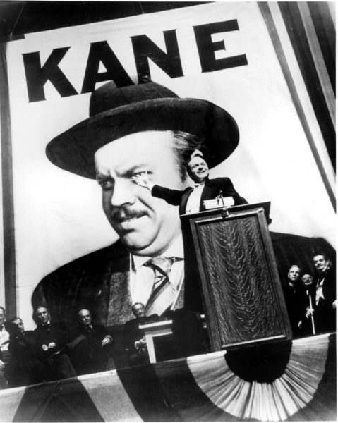 Citizen Kane, released in 1941.