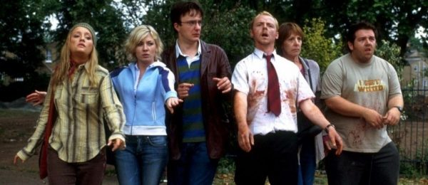 Shaun of the Dead, released in 2004.