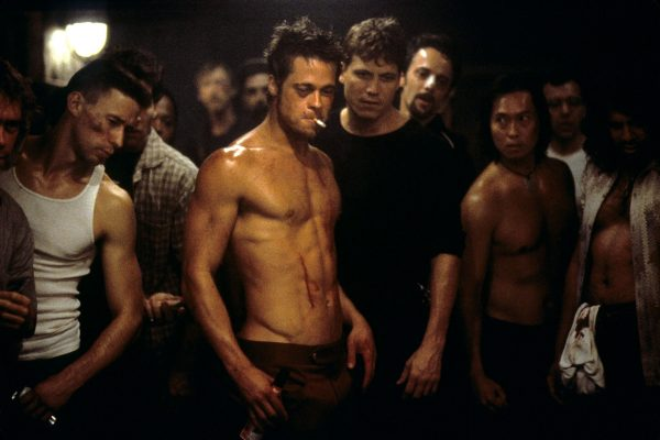 Fight Club, released in 1999.