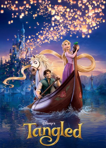 Tangled, released in 2010.
