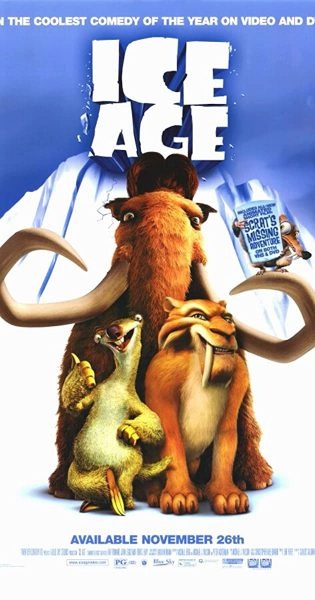 Ice Age, released in 2002.