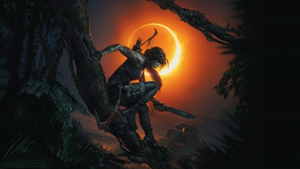 Shadow of the Tomb Raider, one of the many games playable on Google Stadia.